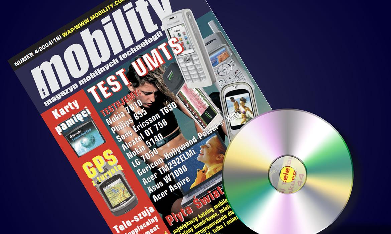 Płyta CD mobility